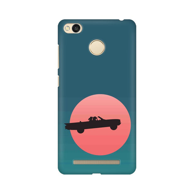 Xiaomi Redmi 3s Prime Thelma & Louise Movie Minimal Phone Cover & Case
