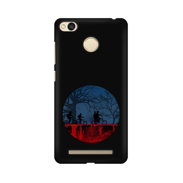 Xiaomi Redmi 3s Prime Stranger Things Fan Art Phone Cover & Case