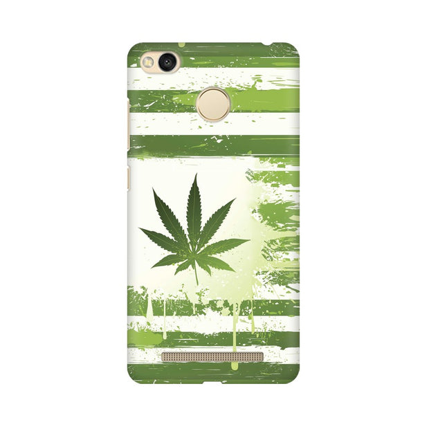Xiaomi Redmi 3s Prime Weed Flag  Phone Cover & Case