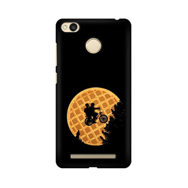 Xiaomi Redmi 3s Prime Stranger Things Pancake Minimal Phone Cover & Case