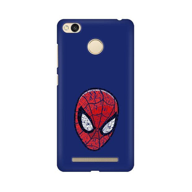 Xiaomi Redmi 3s Prime Spider Man Graphic Fan Art Phone Cover & Case