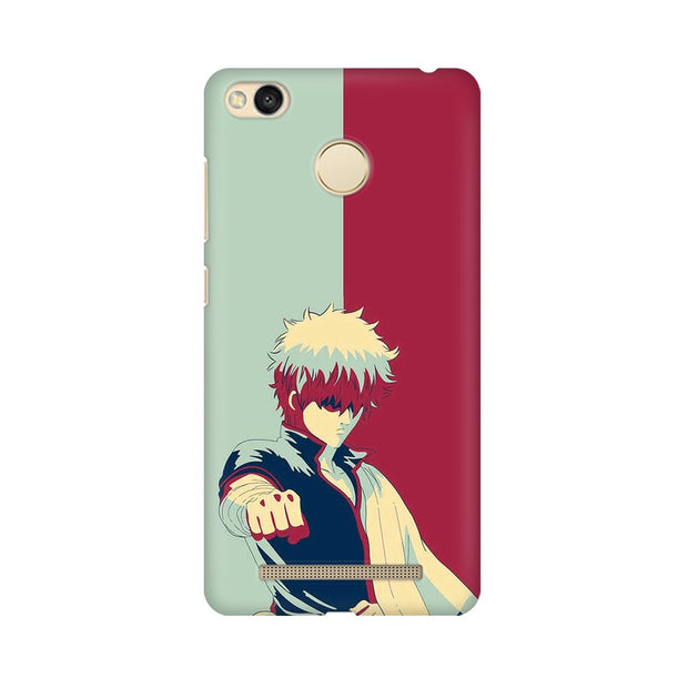 Xiaomi Redmi 3s Prime Ichigo Bleach Anime Phone Cover & Case