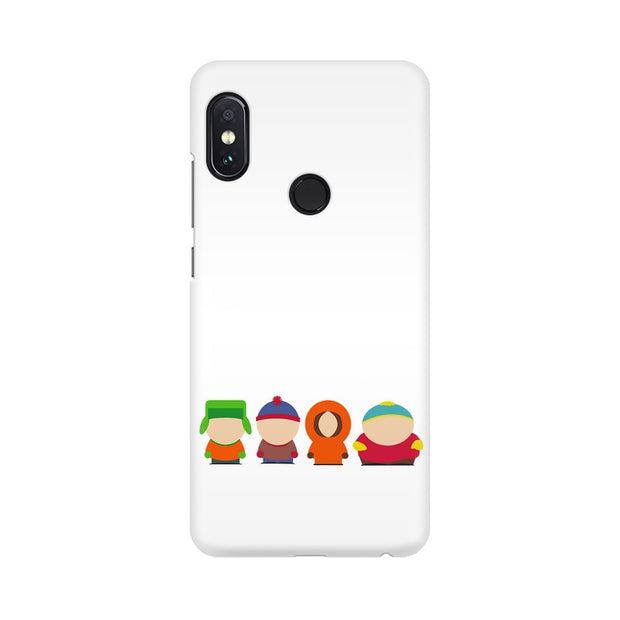 Xiaomi Redmi Note 5 Pro South Park Minimal Phone Cover & Case