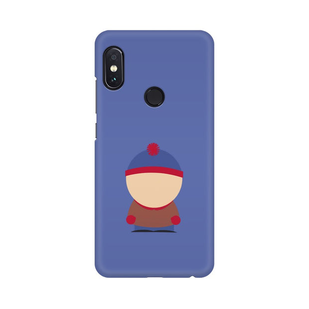 Xiaomi Redmi Note 5 Pro Stan Marsh Minimal South Park Phone Cover & Case