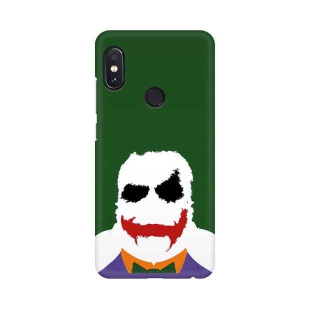 Xiaomi Redmi Note 5 Pro The Joker Outline Phone Cover & Case