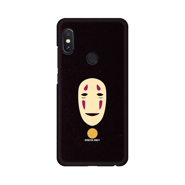 Xiaomi Redmi Note 5 Pro Spirited Away Minimal Anime Phone Cover & Case