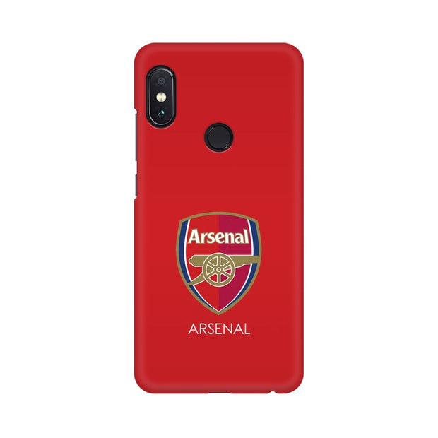 Xiaomi Redmi Note 5 Pro The Arsenal Crest Phone Cover & Case