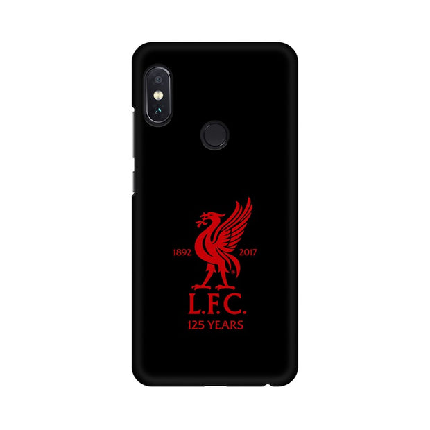 Xiaomi Redmi Note 5 Pro The Liverpool Crest Phone Cover & Case