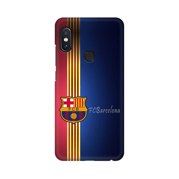 Xiaomi Redmi Note 5 Pro The Barca Crest Phone Cover & Case