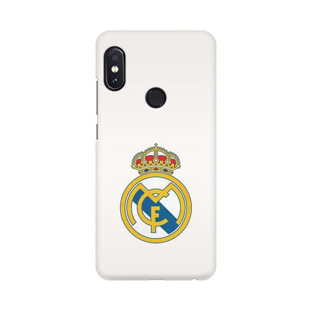 Xiaomi Redmi Note 5 Pro The Real Madrid Crest Phone Cover & Case