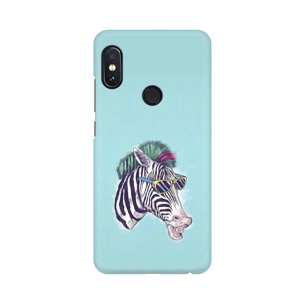 Xiaomi Redmi Note 5 Pro The Zebra Style Cool Phone Cover & Case