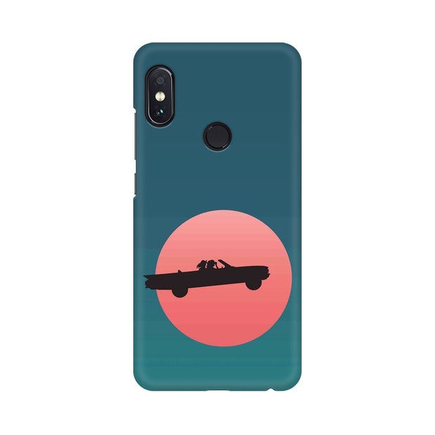 Xiaomi Redmi Note 5 Pro Thelma & Louise Movie Minimal Phone Cover & Case