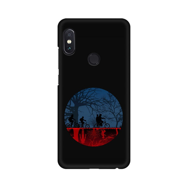 Xiaomi Redmi Note 5 Pro Stranger Things Fan Art Phone Cover & Case