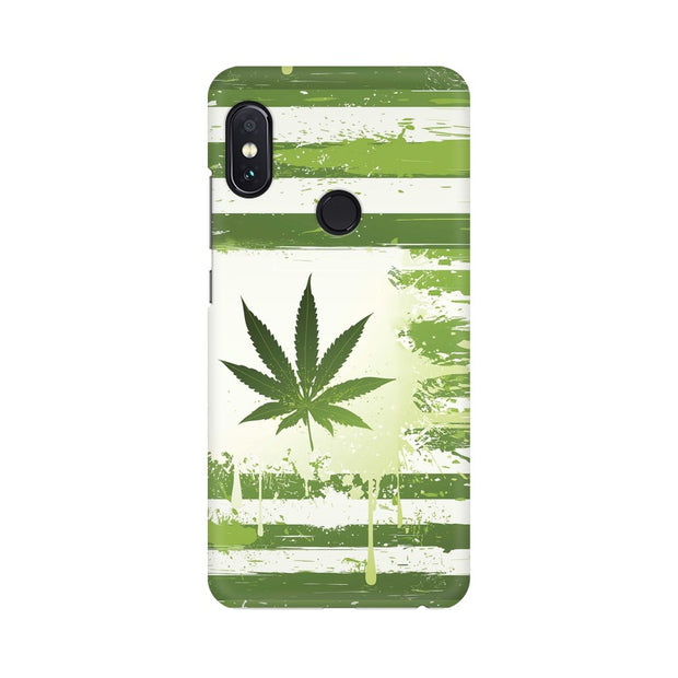 Xiaomi Redmi Note 5 Pro Weed Flag  Phone Cover & Case