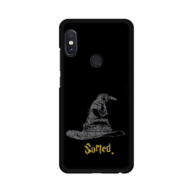 Xiaomi Redmi Note 5 Pro Sorting Hat Harry Potter Phone Cover & Case