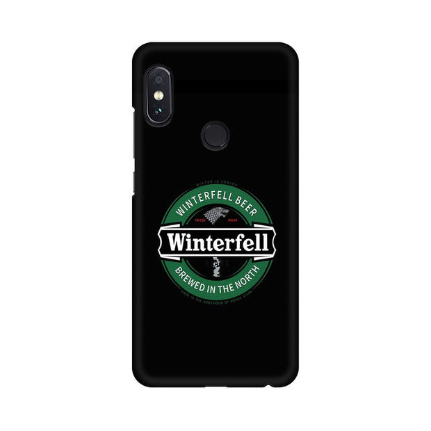 Xiaomi Redmi Note 5 Pro Winterfell Game Of Thrones Phone Cover & Case