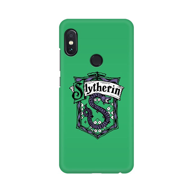 Xiaomi Redmi Note 5 Pro Slytherin House Crest Harry Potter Phone Cover & Case