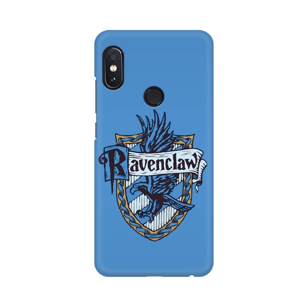 Xiaomi Redmi Note 5 Pro Ravenclaw House Crest Harry Potter Phone Cover & Case