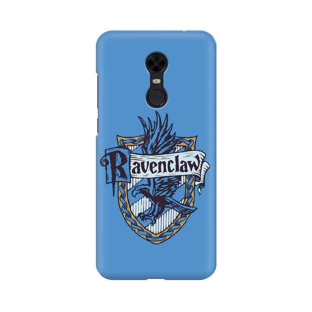 Xiaomi Redmi Note 5 Ravenclaw House Crest Harry Potter Phone Cover & Case