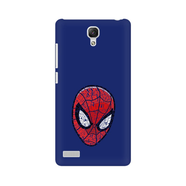 Xiaomi Redmi Note Spider Man Graphic Fan Art Phone Cover & Case