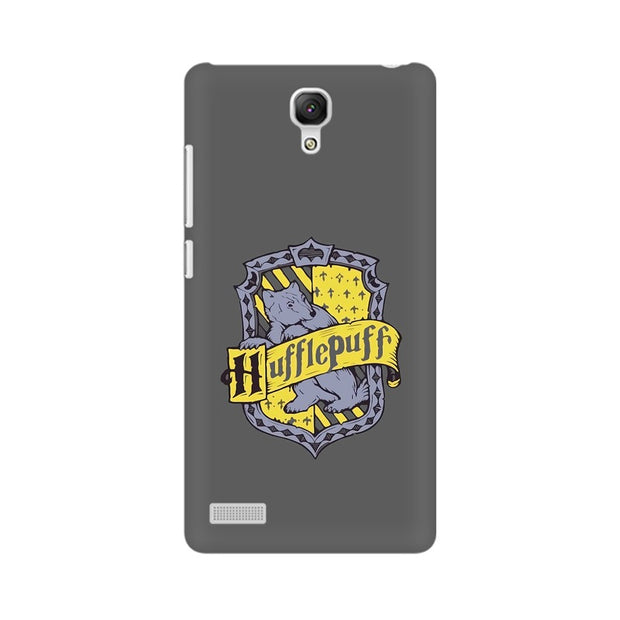 Xiaomi Redmi Note Hufflepuff House Crest Harry Potter Phone Cover & Case