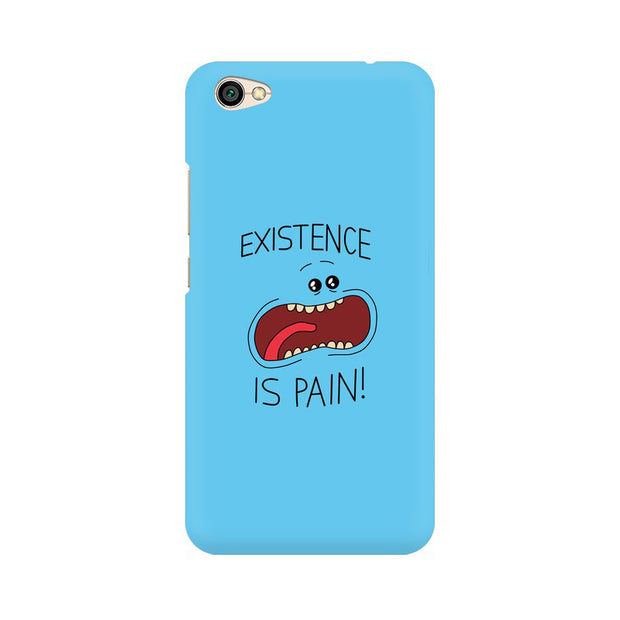 Xiaomi Redmi Y1 Lite Existence Is Pain Mr Meeseeks Rick & Morty Phone Cover & Case