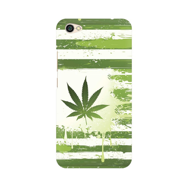 Xiaomi Redmi Y1 Lite Weed Flag  Phone Cover & Case