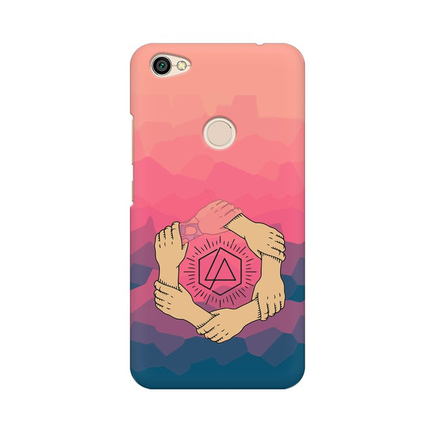 Xiaomi Redmi Y1 Linkin Park Logo Chester Tribute Phone Cover & Case