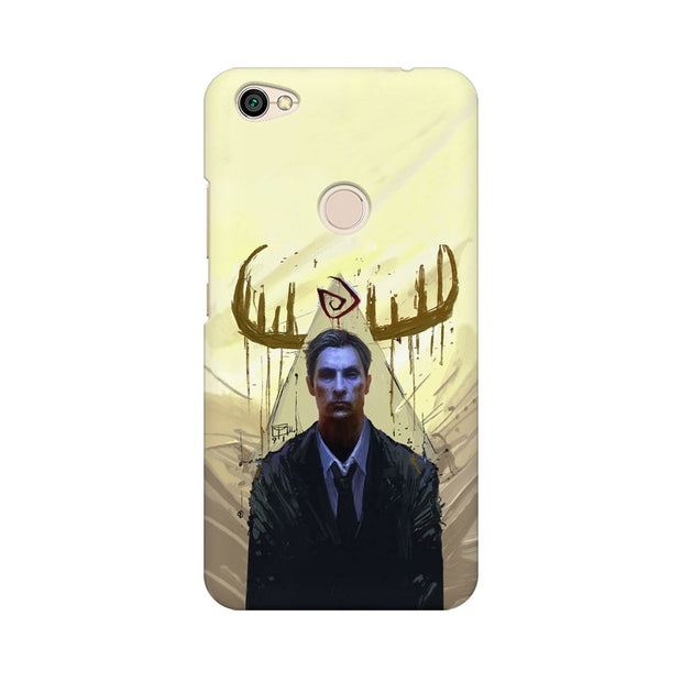 Xiaomi Redmi Y1 True Detective Rustin Fan Art Phone Cover & Case