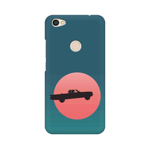 Xiaomi Redmi Y1 Thelma & Louise Movie Minimal Phone Cover & Case