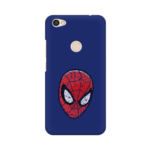 Xiaomi Redmi Y1 Spider Man Graphic Fan Art Phone Cover & Case