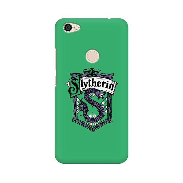 Xiaomi Redmi Y1 Slytherin House Crest Harry Potter Phone Cover & Case