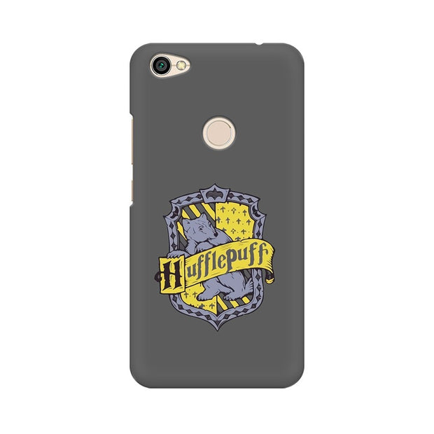 Xiaomi Redmi Y1 Hufflepuff House Crest Harry Potter Phone Cover & Case