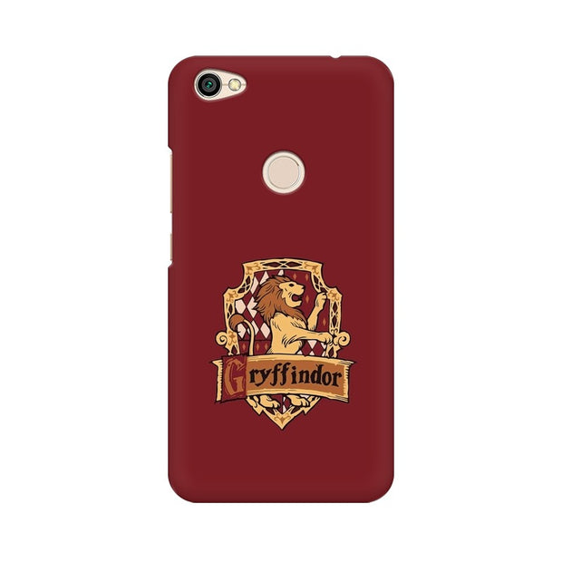 Xiaomi Redmi Y1 Gryffindor House Crest Harry Potter Phone Cover & Case