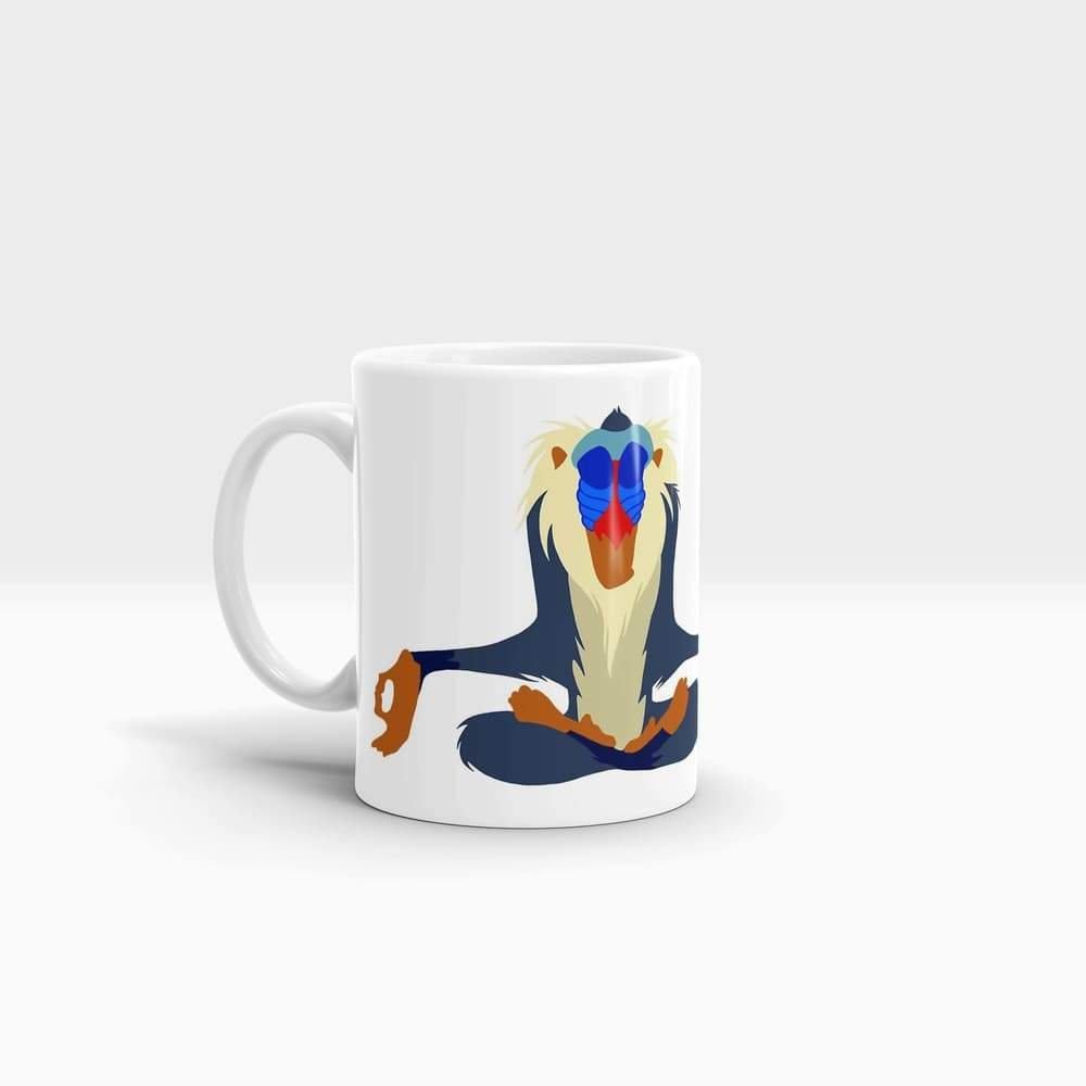 Rafiki Let That Shit Go Mug