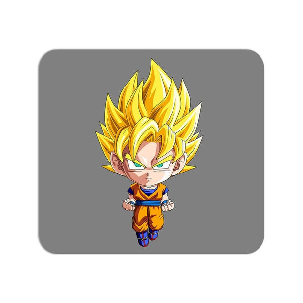 Goku Dragon Ball Z Cute Anime Large Mouse Pad