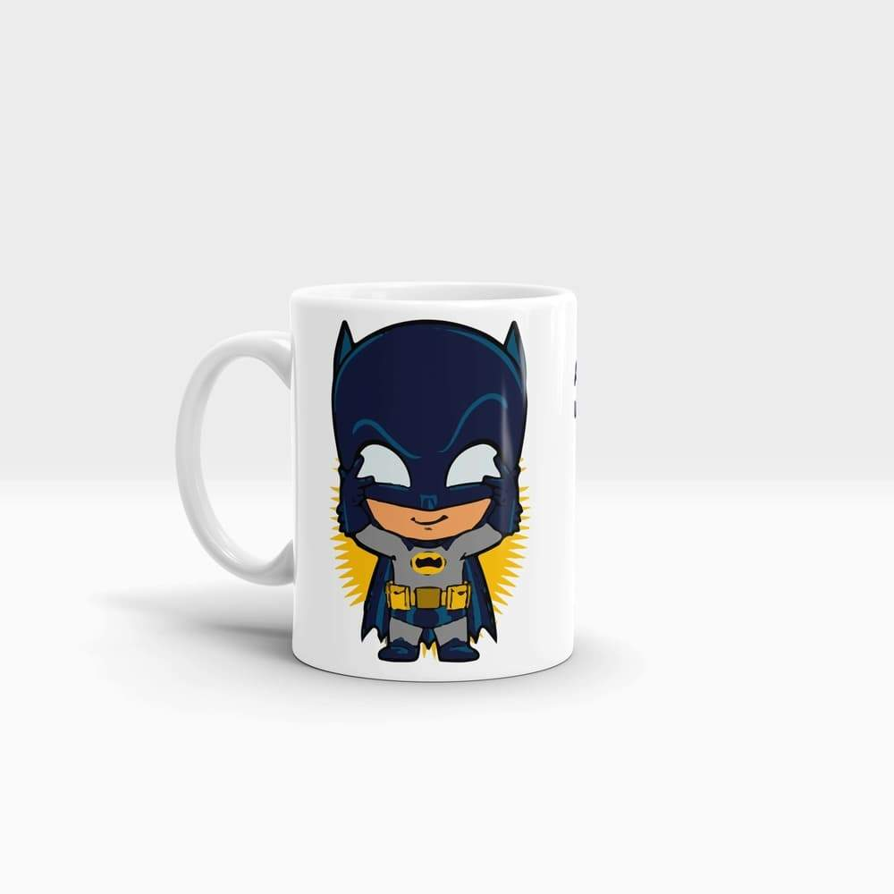 Unless You Can Be Batman - Tiny Batman Coffee Mug