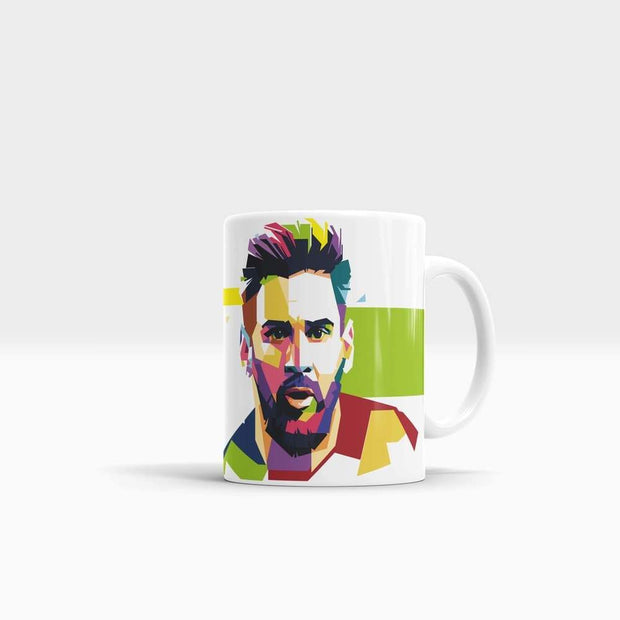 GetArt Cool Lionel Messi Coffee Mug La Pulga