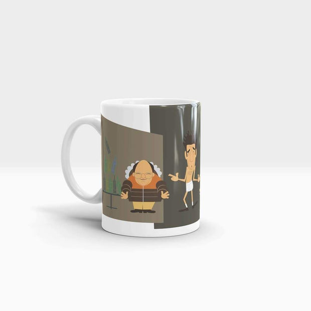 GetArt Seinfeld Cool Coffee Mug