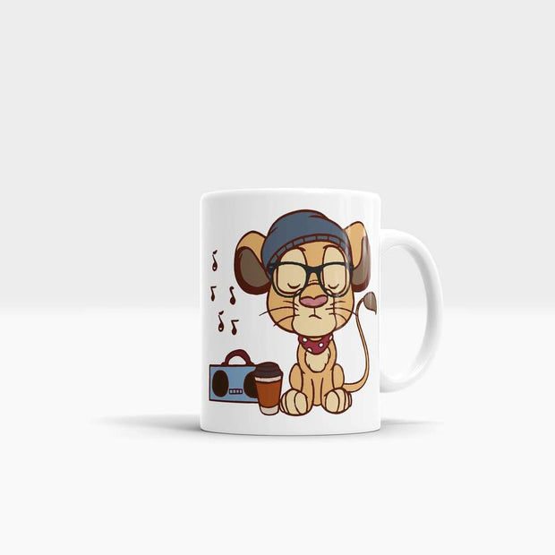 GetArt Simba Cool Coffee Mug Lion king