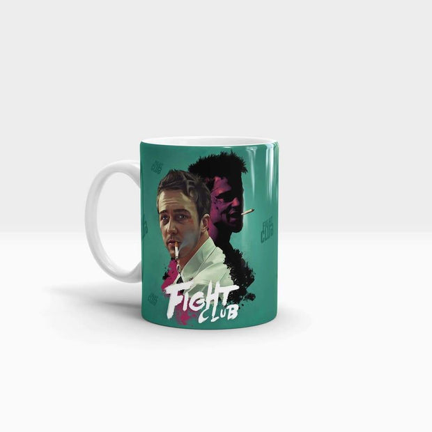 GetArt Cool Fight Club Coffee Mug