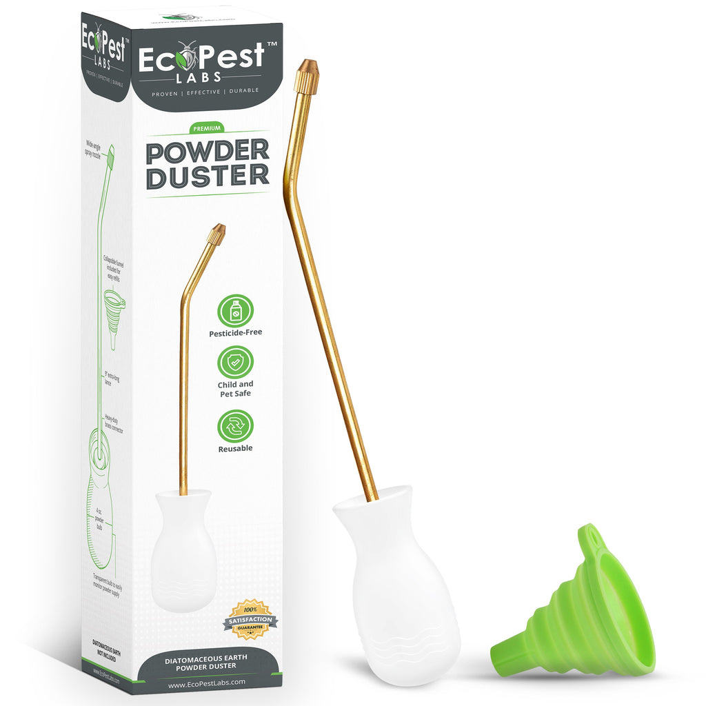Powder Duster | Pest Control Powder Applicator by EcoPest Labs