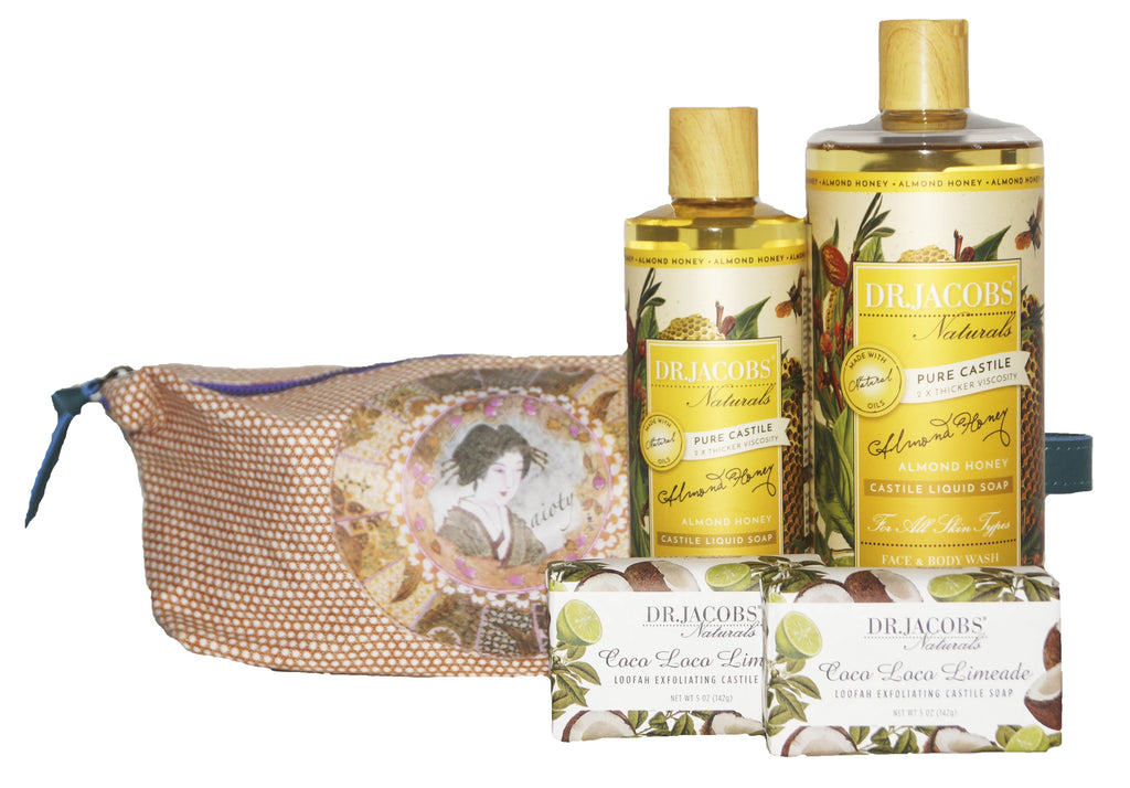 Nourishing Gift Set by Dr. Jacobs Naturals