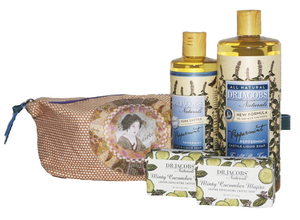 Cleansing Gift Set by Dr. Jacobs Naturals