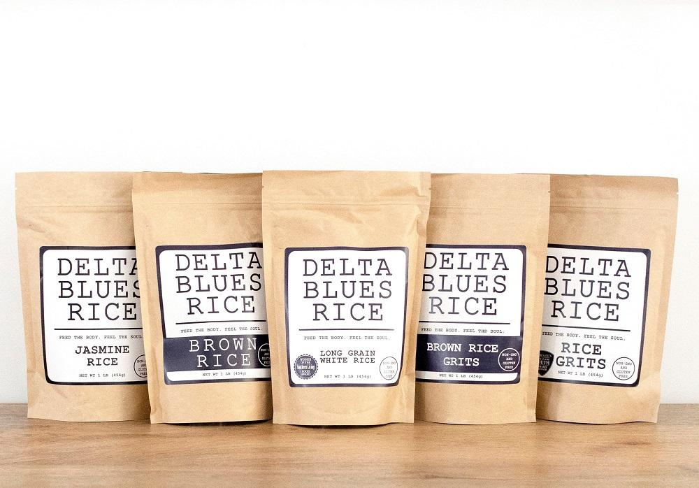 18 Bag Rice Variety Pack by Delta Blues Rice
