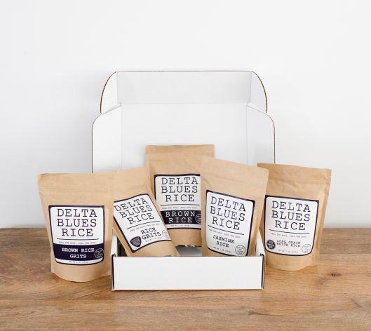 Gift Box Combo by Delta Blues Rice