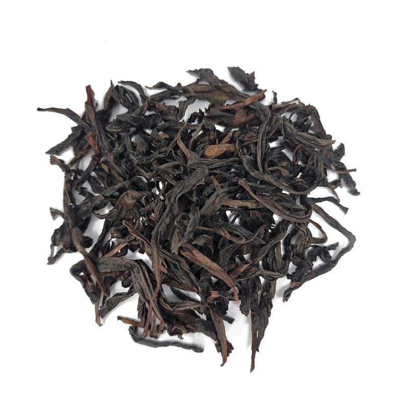 2012 Aged Shui Xian Wuyi Oolong by Tea and Whisk