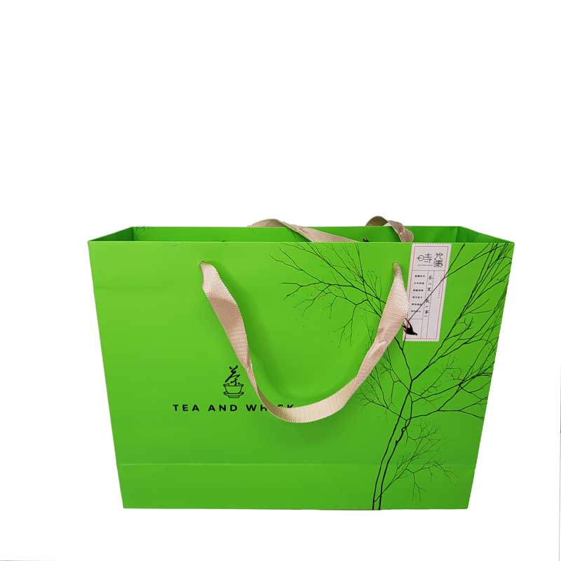 Green Canister w/Gift Box by Tea and Whisk