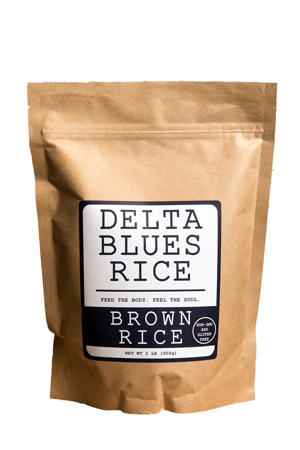 Brown Rice by Delta Blues Rice