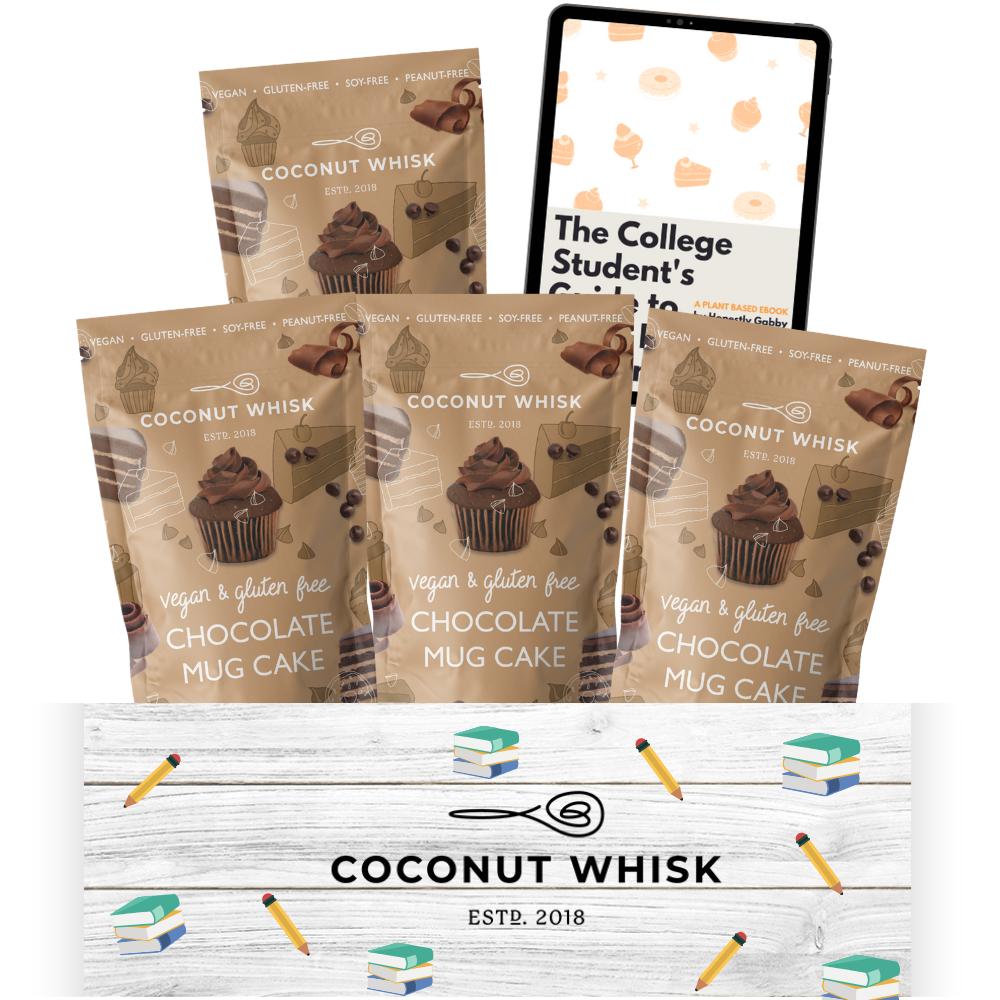 College Student Bundle by Coconut Whisk